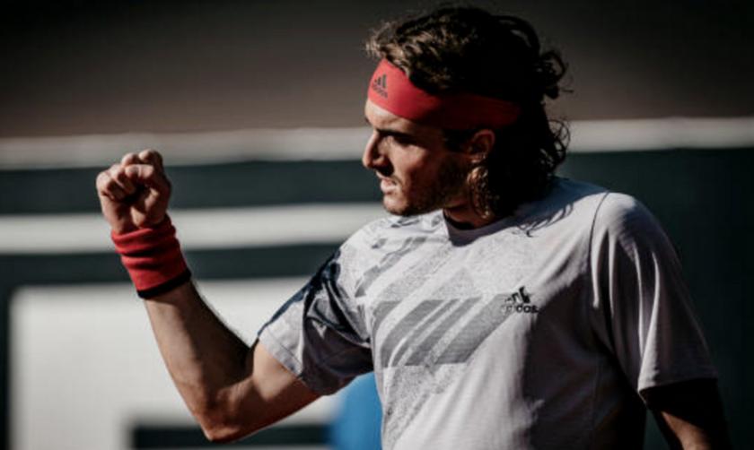 Tσιτσιπάς – Μουνάρ: Η βροχή καθυστερεί την πρεμιέρα του Έλληνα τενίστα στο Roland Garros