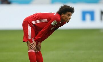 Χωρίς Σανέ η Μπάγερν στο Super Cup Γερμανίας