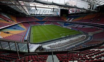 Ολλανδία: «Έξωση» των φιλάθλων από τα γήπεδα λόγω κορονοϊού!