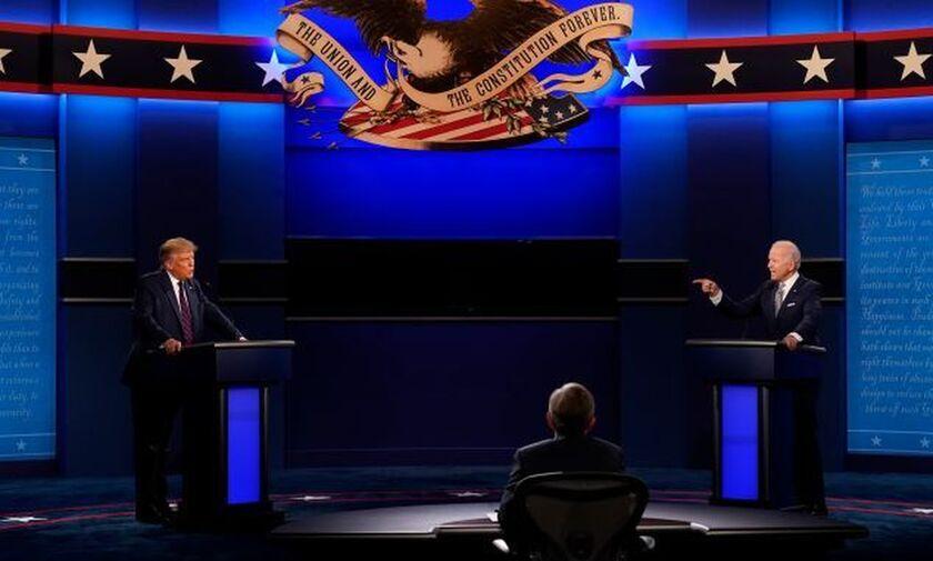 Αμερικανικές εκλογές: Όλα όσα έγιναν στο debate Τραμπ και Μπάιντεν - Ο «χαζός» και ο «χειρότερος»