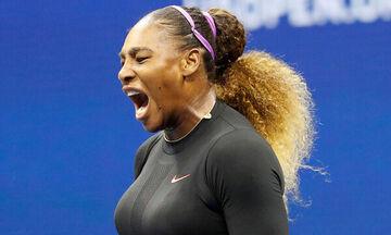 Roland Garros: Αποσύρθηκε η Σερένα Γουΐλιαμς