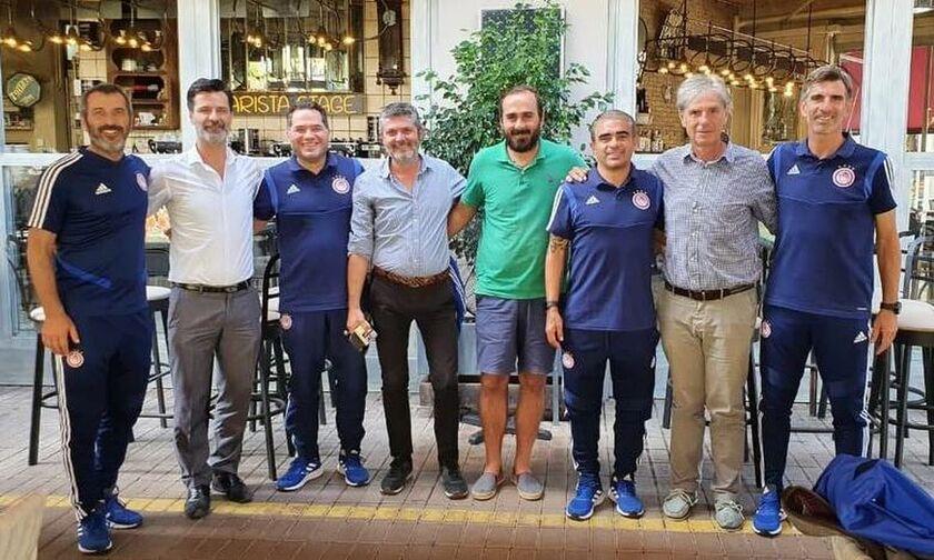 Ακαδημία Ολυμπιακού: Επίσκεψη με πολλαπλά μηνύματα στην Καλαμάτα