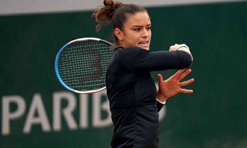 Σάκκαρη - Ρακίμοβα 2-0: Αλώβητη στον 3ο γύρο του Roland Garros (Highlights)