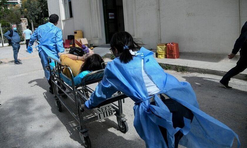 ΕΟΔΥ: 354 νέα κρούσματα, 3 θάνατοι, 78 διασωληνωμένοι