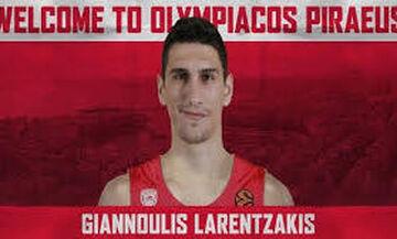 Ο Γιαννούλης Λαρεντζάκης «συστήνεται» στους Ολυμπιακούς σε ...24 ερωτήσεις!