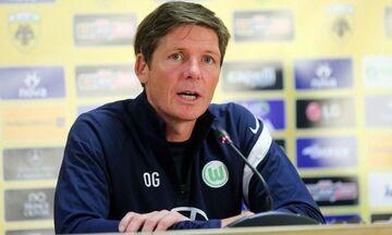 Γκλάσνερ: «Τελικός το ματς με την ΑΕΚ!»