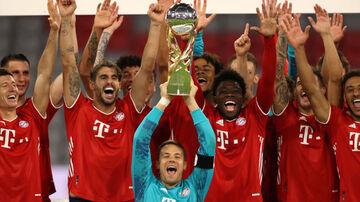 Μπάγερν Μονάχου- Ντόρτμουντ 3-2 : Πήρε και το Σούπερ Καπ Γερμανίας! (highlights)