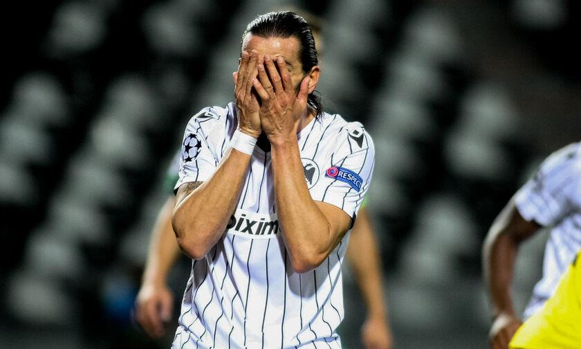 Βαθμολογία UEFA: Ο ΠΑΟΚ «παγίδεψε» την Ελλάδα στην 17η θέση
