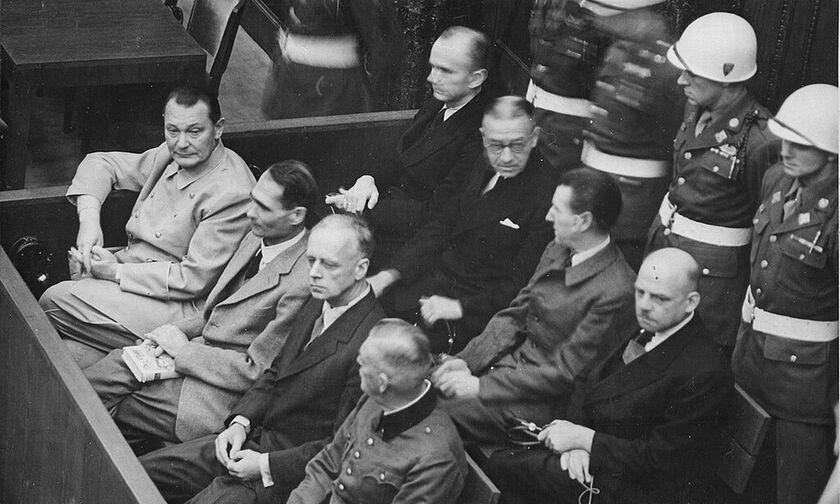 Η απόφαση της Δίκης της Νυρεμβέργης