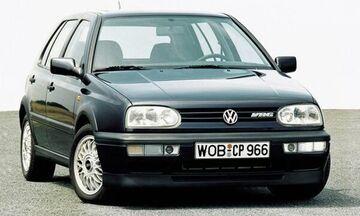 Ποιες πρωτιές είχε το τρίτης γενιάς VW Golf;