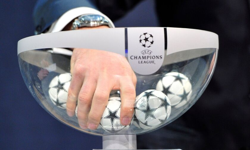 Champions League: Αναλυτικά όλοι οι όμιλοι - Μέσι-Ρονάλντο αντίπαλοι ξανά! (vid)