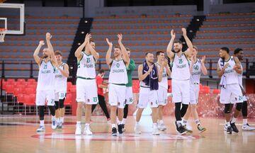 Για «απίστευτη νίκη» στο ΣΕΦ μιλούν οι Λιθουανοί
