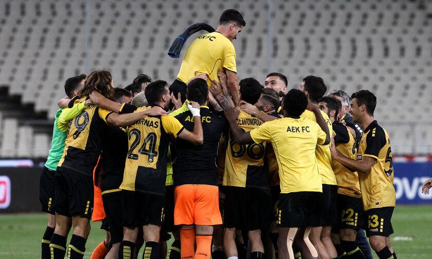 ΑΕΚ-Βόλφσμπουργκ 2-1: Επική ανατροπή και πρόκριση στους ομίλους του Europa League (highlights)