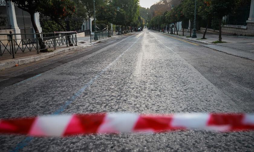 Ποιοι δρόμοι κλείνουν στην Αττική το Σαββατοκύριακο 3-4 Οκτωβρίου