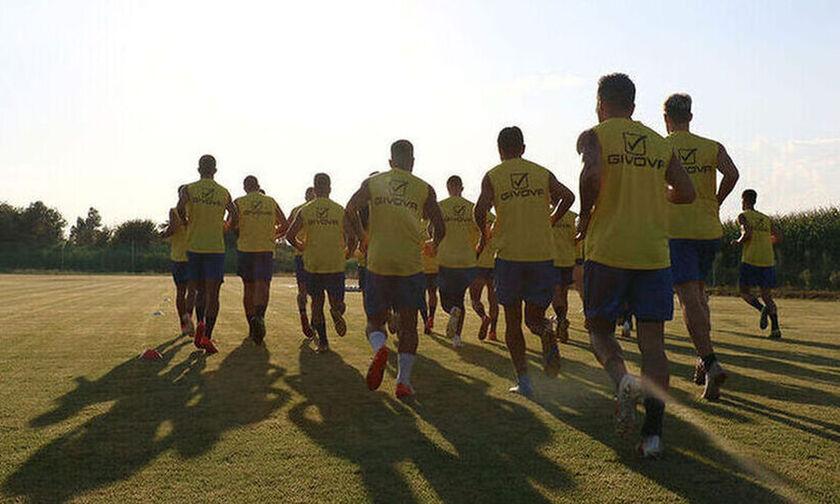 Παναιτωλικός: Η αποστολή για το ματς με τον Αστέρα Τρίπολης (pic)