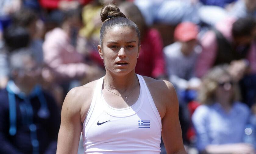 Roland Garros: «Δικό της» ματς έχασε η Σάκκαρη, αποκλείστηκε από την Τρεβιζάν (vid)
