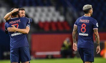 Ligue 1: Πήρε φόρα η Παρί, 6-1 την Ανζέ