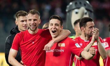 Bundesliga: Αυλαία με «τεσσάρα» η Ουνιόν (highlights)