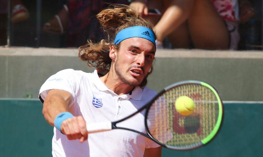 Roland Garros: Για την πρόκριση στους «16» ο Τσιτσιπάς κόντρα στον Μπέντενε