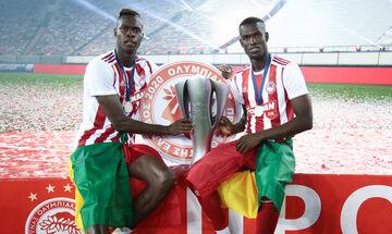 Ολυμπιακός: Κλήθηκαν στην Εθνική Σενεγάλης ο Σισέ και ο Μπα