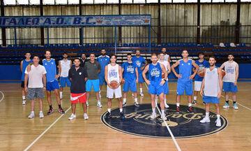 Νέος αέρας στο μπάσκετ του Αιγάλεω! (pics)