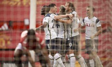 Premier League: Εξάρα η Τότεναμ στη Γιουναιτεντ, εφτάρα η Βίλα στη Λίβερπουλ! (highlights)