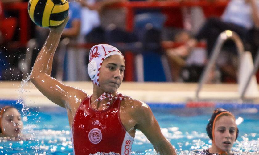 Ολυμπιακός – Νηρέας Χαλανδρίου 30-4: Το σήκωσε κι αυτό, έσπασε το φράγμα των 100!