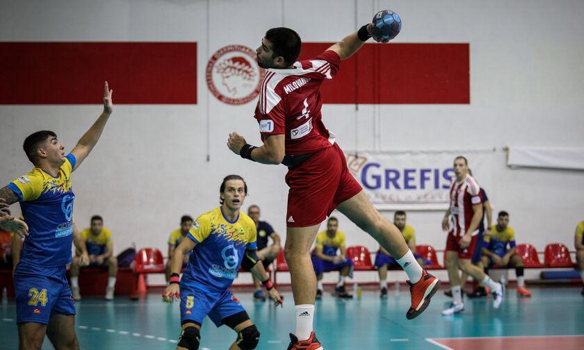 Handball Premier: Τα σημερινά (3/10) αποτελέσματα της 3ης αγωνιστικής