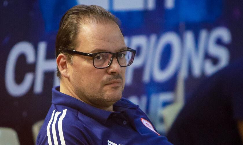 Χάρης Παυλίδης: «Ο Ολυμπιακός είναι ο κορυφαίος Σύλλογος στον κόσμο»