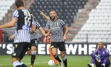 ΠΑΟΚ - ΟΦΗ: Το γκολ του Ελ Καντουρί για το 1-0 (vid)