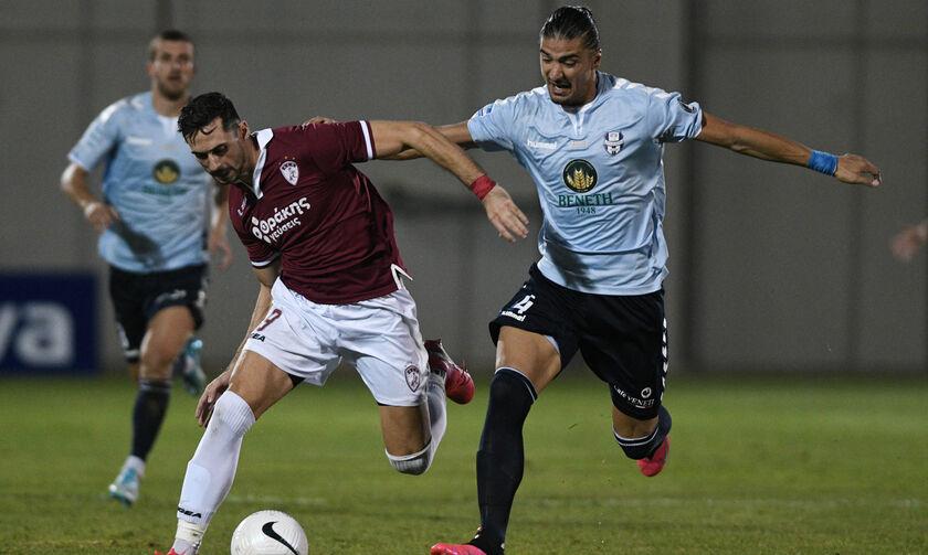 Απόλλων Σμύρνης - ΑΕΛ 1-0: Στην εκπνοή με Φατιόν! (highlights)