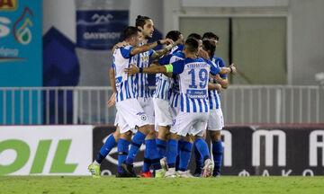 Ατρόμητος - ΑΕΚ 1-0: Ο Γούτας «κάρφωσε» και την ΑΕΚ