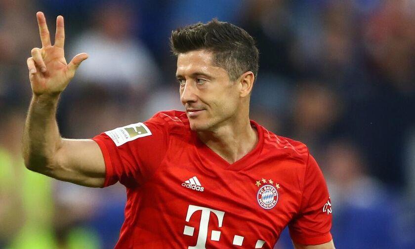 Bundesliga: Λεβαντόφσκι - Χέρτα... 4-3! (highlights)