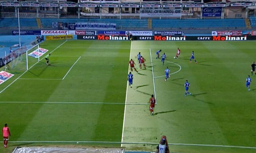 ΠΑΣ Γιάννινα - Ολυμπιακός 1-1: Το γκολ του Χασάν που δεν μέτρησε (vid)