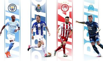 Σίτι, Πόρτο, Ολυμπιακός, Μαρσέιγ: Δεν κέρδισε κανείς από τον 3ο όμιλο του Champions League! (vids)