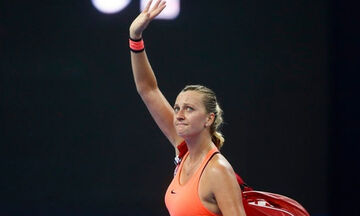 Roland Garros: Προκρίθηκε στα προημιτελικά η Κβίτοβα