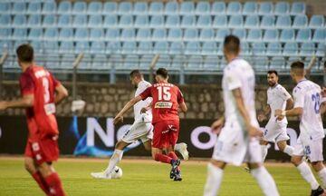 Λαμία- Βόλος: Ο Μπιανκόνι κάνει το 1-1 για τους γηπεδούχους (vid)
