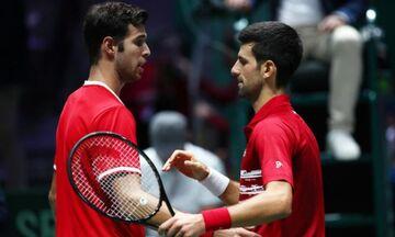 Roland Garros: Στα προημιτελικά και ο Τζόκοβιτς, όλα τα ζευγάρια