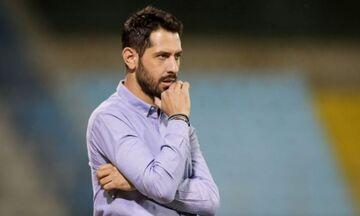 Πετράκης: «Δεν έχει νόημα να τοποθετηθώ τώρα- Δεν έχω παράπονο από τους παίκτες»