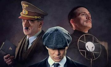 Netflix: Φημολογία πως ο «Mr. Bean» θα παίξει τον Αδόλφο Χίτλερ στην 6η σεζόν του Peaky Blinders