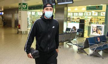 ΑΕΚ: Έφτασε στην Αθήνα ο Τάνκοβιτς