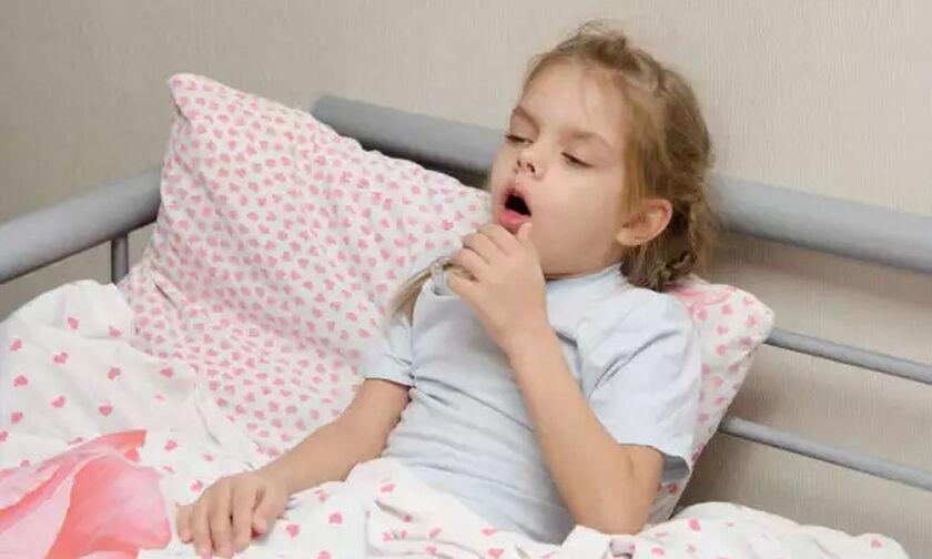 Βρογχίτιδα στα παιδιά: Τι πρέπει να γνωρίζουν οι γονείς