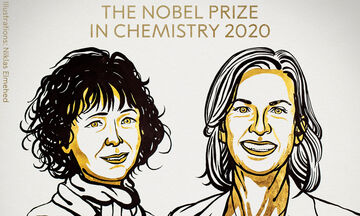 Σε δυο γυναίκες το Νόμπελ Χημείας 2020, για τη συμβολή τους στη θεραπεία του καρκίνου