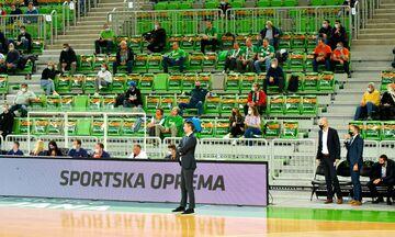 EuroCup: Αναβλήθηκε λόγω κορονοϊού το Τσεντεβίτα - Μπούρσασπορ