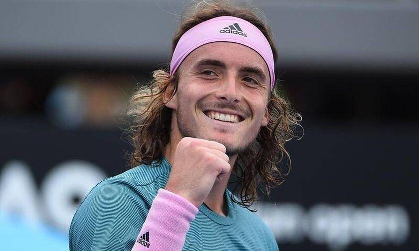 Τσιτσιπάς: «Μικρός έκανα... κοπάνες για να βλέπω Roland Garros και τώρα είμαι στα ημιτελικά!» (vids)