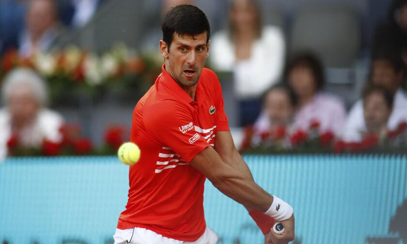 Roland Garros: Αντίπαλος του Τσιτσιπά ο Τζόκοβιτς (highlights)