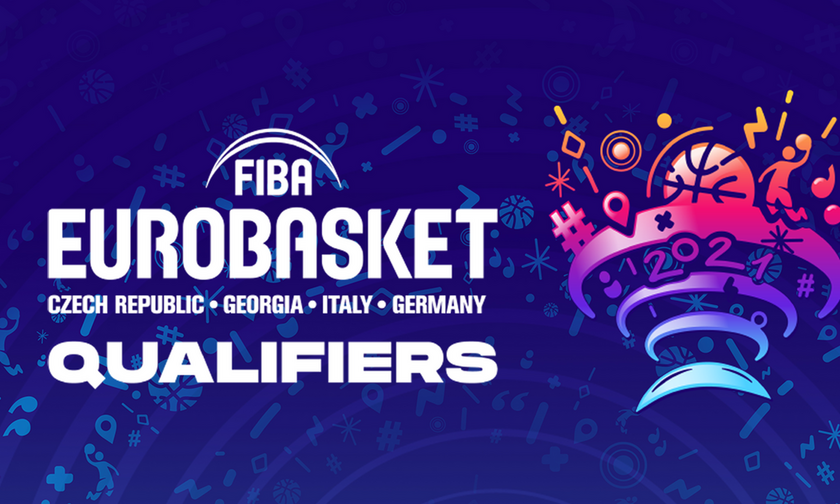 Προκριματικά Ευρωμπάσκετ: Σε ...φούσκα στο Σεράγεβο η Εθνική μας τον Νοέμβριο