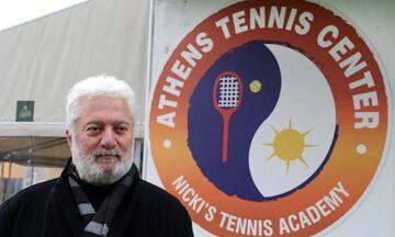 Γιάννης Σερκεδάκης: «Σαρωτικές αλλαγές για την ανάπτυξη του ελληνικού τένις»