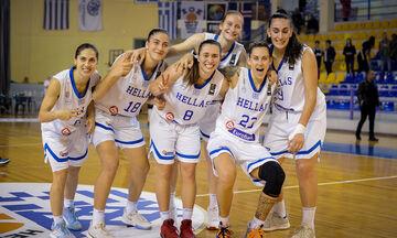Προκριματικά Eurobasket 2021: Στο Ηράκλειο η Εθνική γυναικών για τα παιχνίδια του Νοεμβρίου