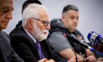 ΕΟΚ: Ο Τσαγκρώνης άφησε ανοιχτό το ενδεχόμενο να μη γίνουν εκλογές-Τι είπε για Ολυμπιακό